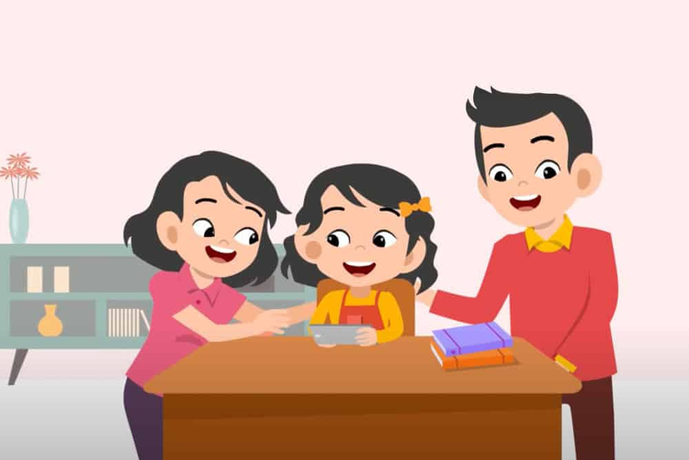 Be a Part of Your Child's School Journey